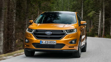 The Ford Edge will cost about the same to run as its rivals
