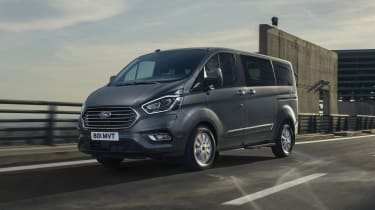 Best eight seater - Ford