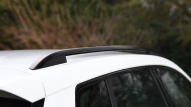 Cupra Ateca SUV - roof rails
