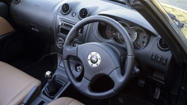 Daihatsu Copen - interior