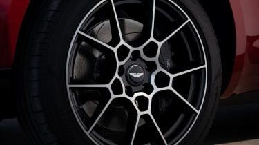 Aston Martin DBX alloy wheel