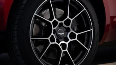 Aston Martin DBX alloy wheel