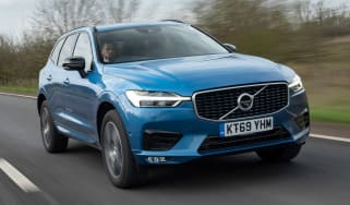 Volvo XC60 SUV review