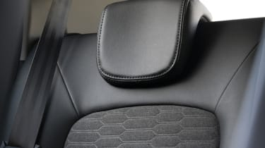 Renault ZOE - rear seat