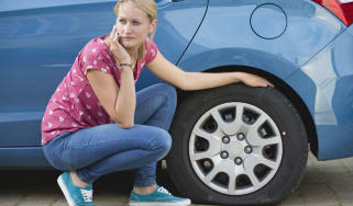 How to spot a slow puncture