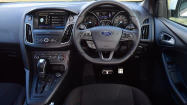 Ford Focus ST-Line - Interior