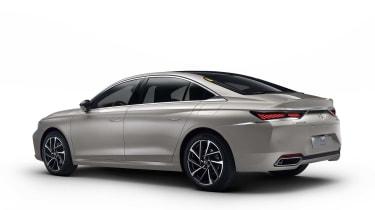 2020 DS 9 E-Tense - static rear 3/4