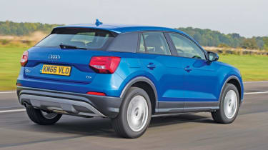 However, the Q2 is also among the most expensive small SUVs you can buy