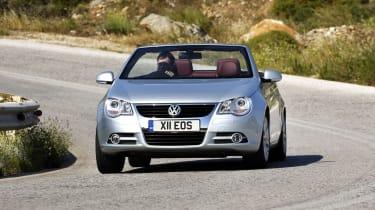 Volkswagen Eos - front