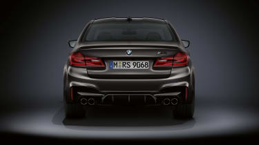 BMW M5 Edition 35 Years rear
