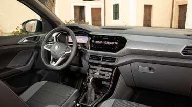 Volkswagen T-Cross 2019 interior 2