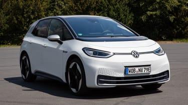 Volkswagen ID.3 - front 3/4 static view