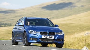 With several versions it's also possible to choose xDrive four-wheel-drive instead of rear-wheel-drive