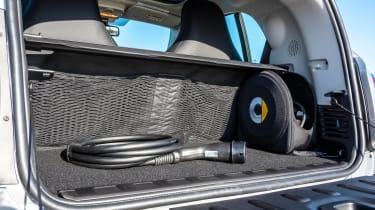 Smart EQ ForTwo hatchback boot