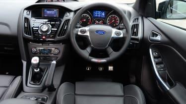 Ford Focus ST - interior