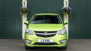 The Vauxhall Viva scored four out of five stars in Euro NCAP crash-testing