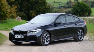 The 6 Series GT is sleeker than the 5 Series GT it effectively replaces