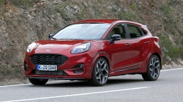 2020 Ford Puma ST - front quarter on view