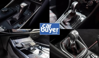A six-speed manual gearbox is standard with the 1.0-litre EcoBoost engine – 99bhp versions have a six-speed automatic option