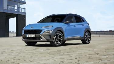2020 Hyundai Kona - Front 3/4 static