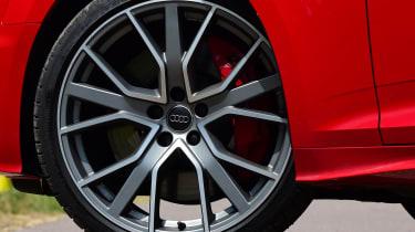 Audi S5 Sportback alloy wheels