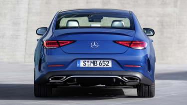 2021 Mercedes CLS - rear static