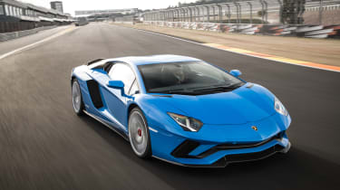 Cars like the Lamborghini Aventador live on another plane to 'normal' cars