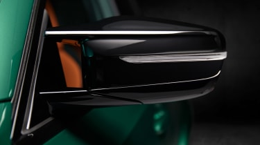 2021 BMW M3 Competition saloon - wing mirror