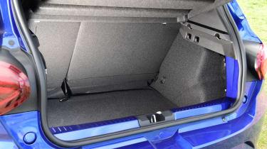 2021 Dacia Sandero hatchback - boot