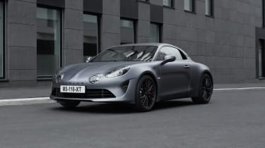 Alpine A110S grey