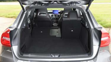 Mercedes-Benz GLA-Class AMG Line - boot