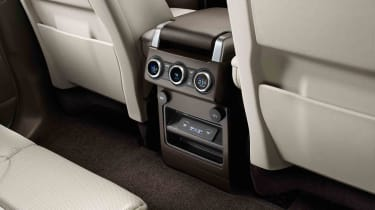 Three and four-zone climate control is only available on HSE and HSE Luxury models