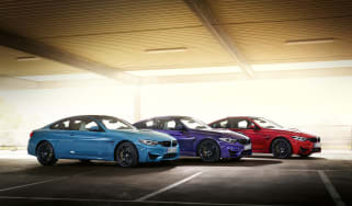 BMW M4 M Heritage Edition cars