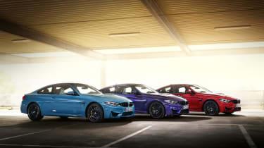 BMW M4 M Heritage Edition cars