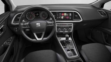 SEAT Leon Xcellence interior