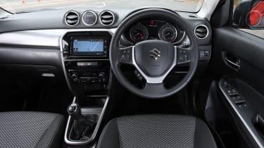 Suzuki Vitara SZ-T - dashboard