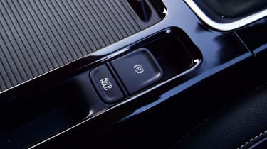 Kia XCeed hatchback centre console