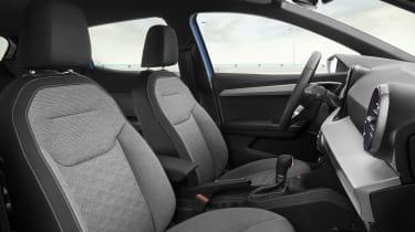 2021 SEAT Ibiza Xcellence Sapphire Blue - seats