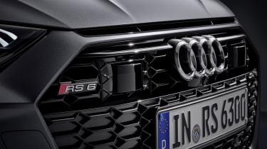 Audi RS6 Avant grille