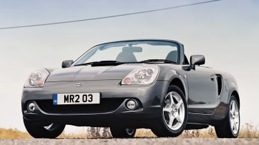 The first fully convertible Toyota MR2 was also one of the best to drive.