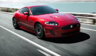 Jaguar XK Dynamic R coupe front quarter