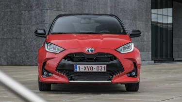 2020 Toyota Yaris - Front view static