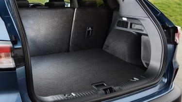 Ford Kuga SUV boot