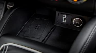 Ford Focus ST hatchback charging pad