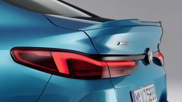 2020 BMW 2 Series Gran Coupe M235i xDrive - rear spoiler