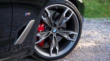 BMW 5 Series saloon alloy wheels