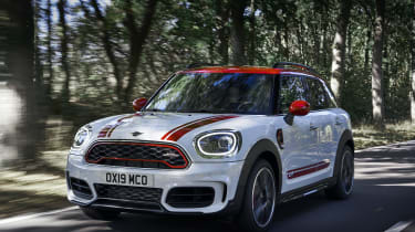 MINI John Cooper Works Countryman - front quarter driving