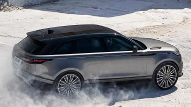 Two of the diesel engines are 2.0-litre four-cylinder jobs, as is the turbocharged 2.0-litre petrol engine