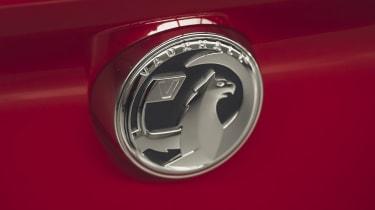Vauxhall Astra hatchback badge