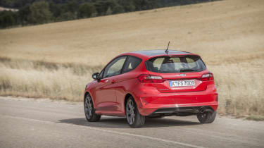 The Ford Fiesta has often been seen as the best-driving car in its class